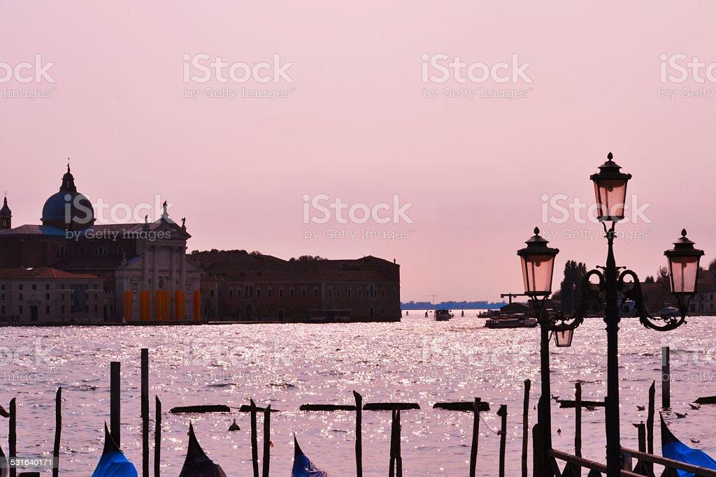 Venezia, Italy. Piazza san Marco stock photo