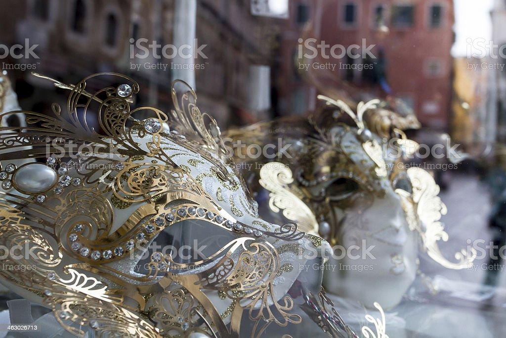 Venezian mask royalty-free stock photo