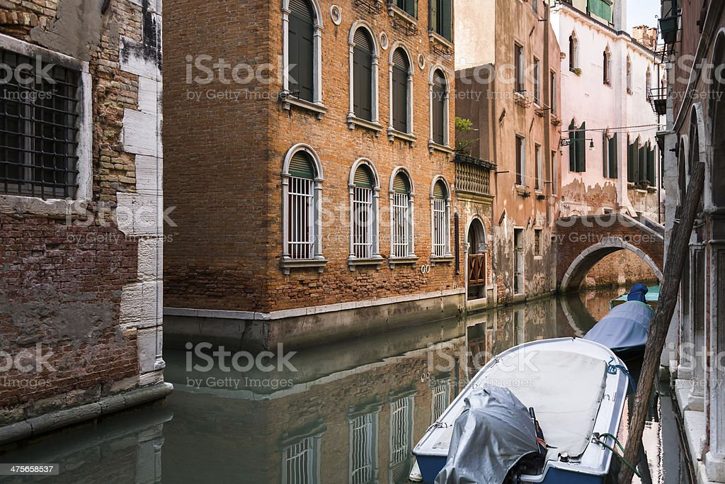 Venice architecture royalty-free stock photo