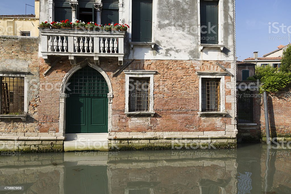 Venice architecture royalty-free stock photo