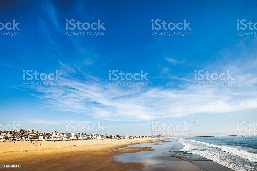 Venice Beach, California. stock photo