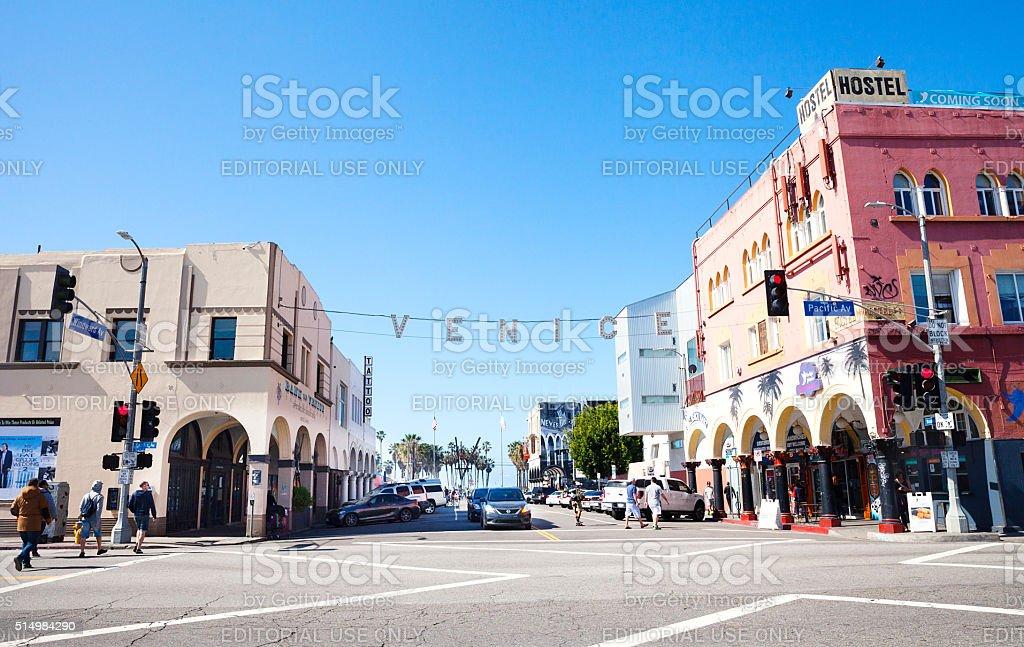 Venice Beach , California stock photo