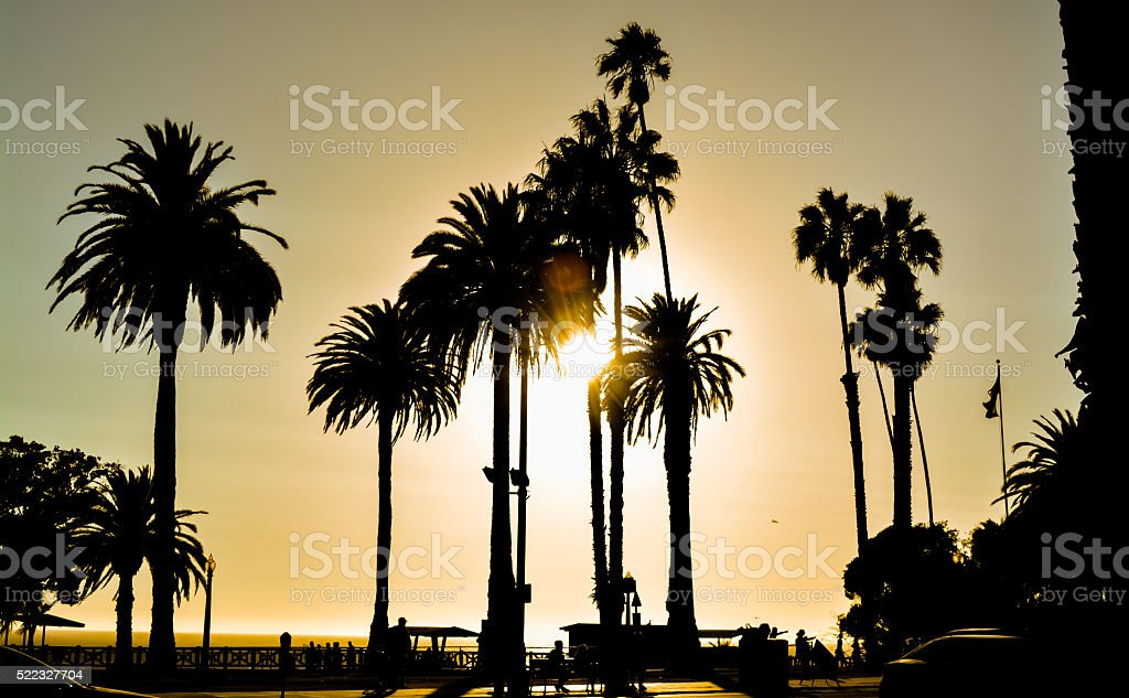 Venice Beach, Los Angeles stock photo