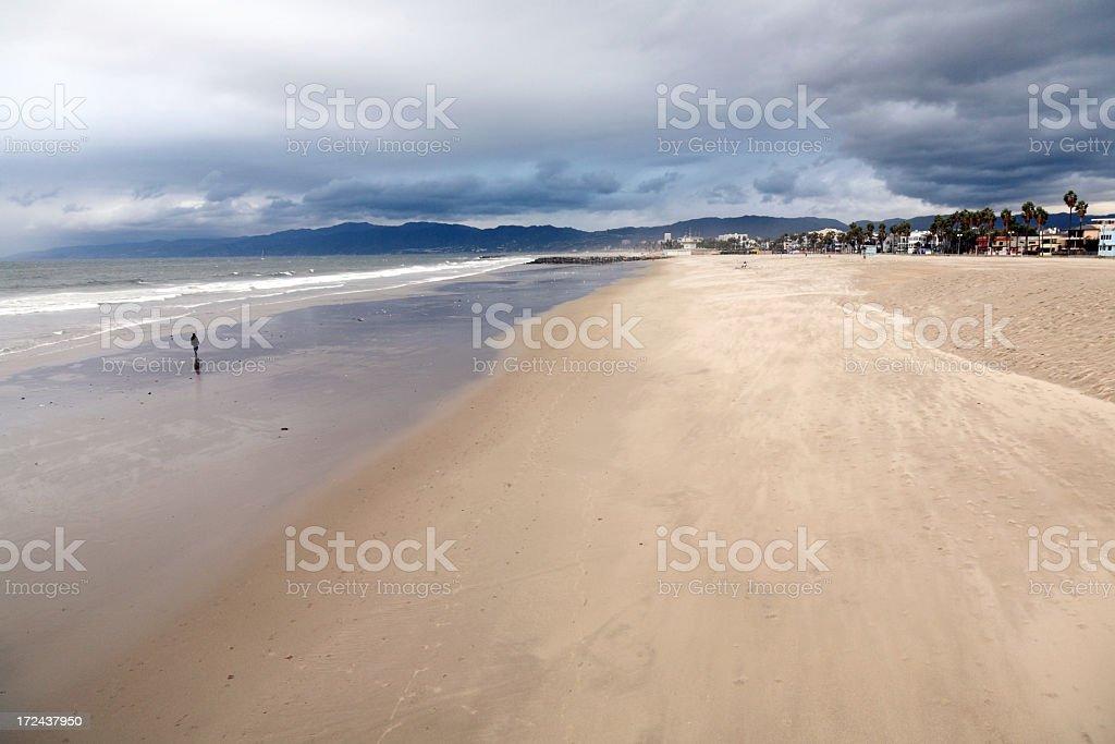 Venice Beach royalty-free stock photo