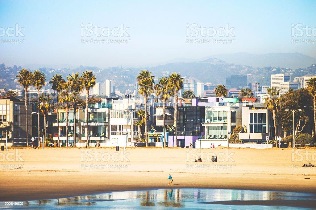 Venice Beach. stock photo