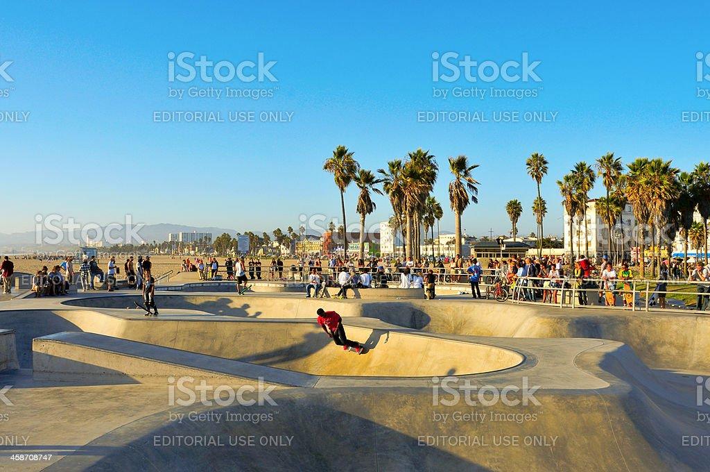 Venice Beach, United States stock photo