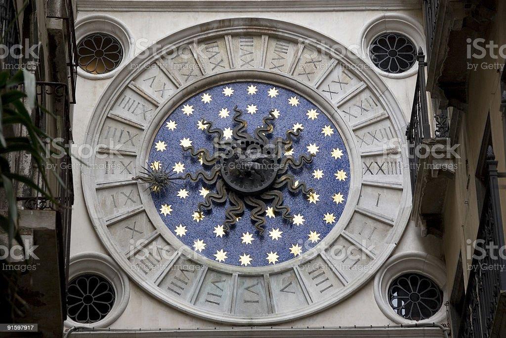 Venice  calendar royalty-free stock photo