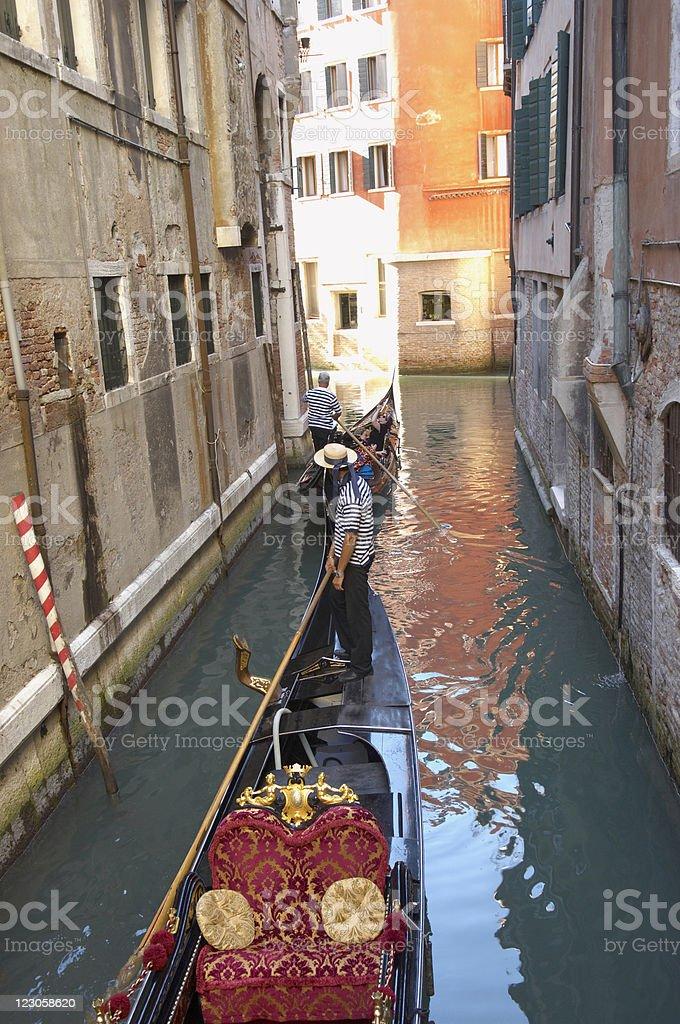 venice canal royalty-free stock photo