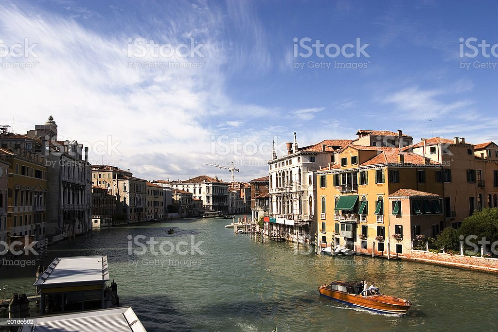 Venice city royalty-free stock photo