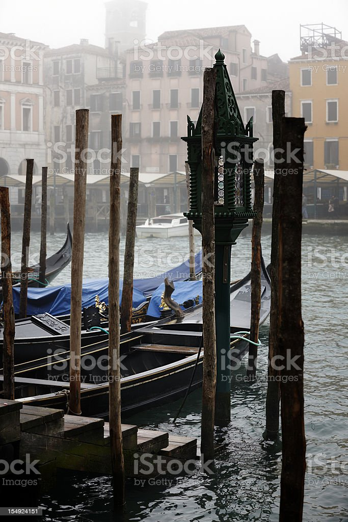 Venice. Color Image royalty-free stock photo