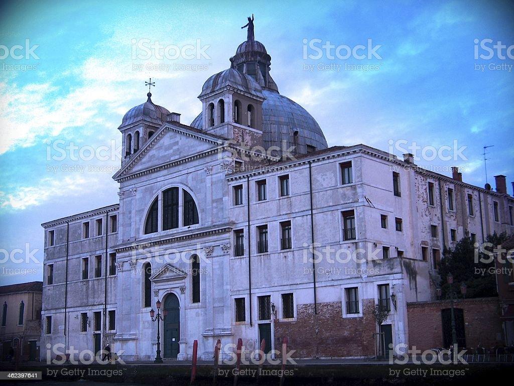 HDR di Venezia foto stock royalty-free