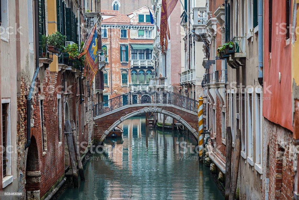 Venice In All Its Splendour stock photo