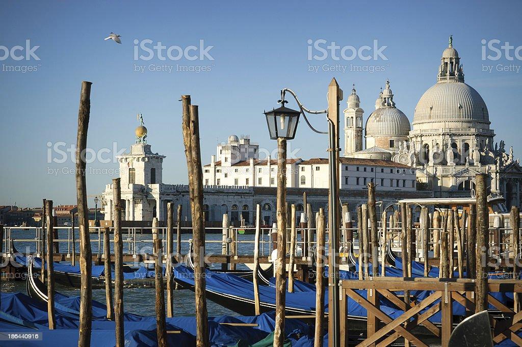 Venice in Oktober royalty-free stock photo