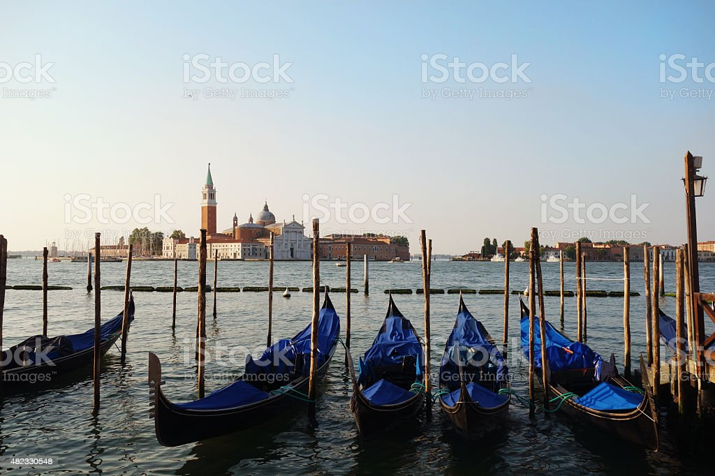 Venice – Italy, Grand Canal Central stock photo