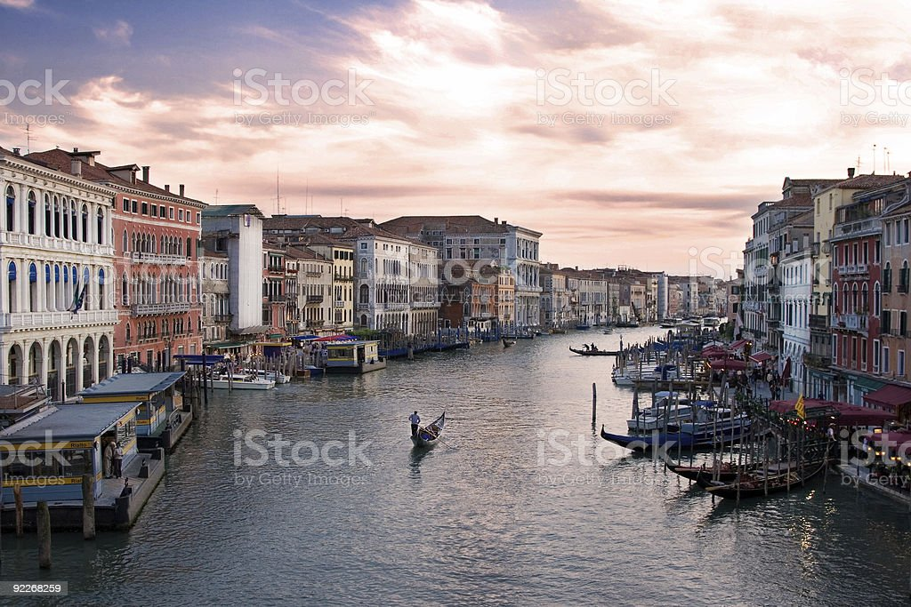 Venice. Italy. royalty-free stock photo