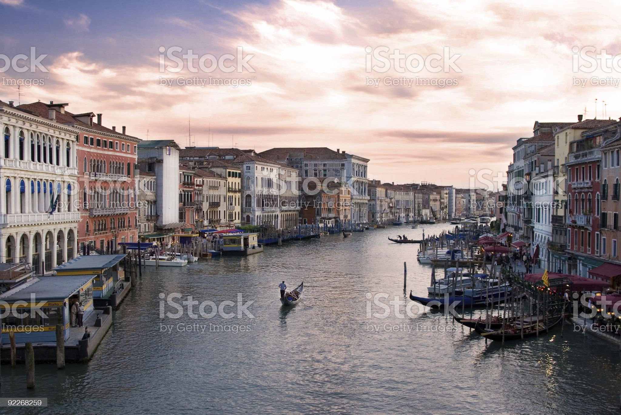 Venice. Italy. royalty-free stock photo
