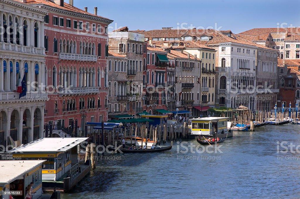 Venice Morning royalty-free stock photo