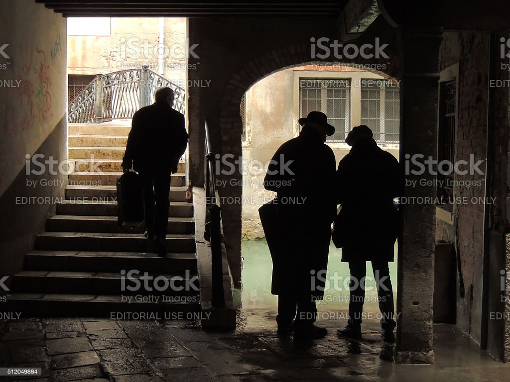 Venice Mysteries stock photo