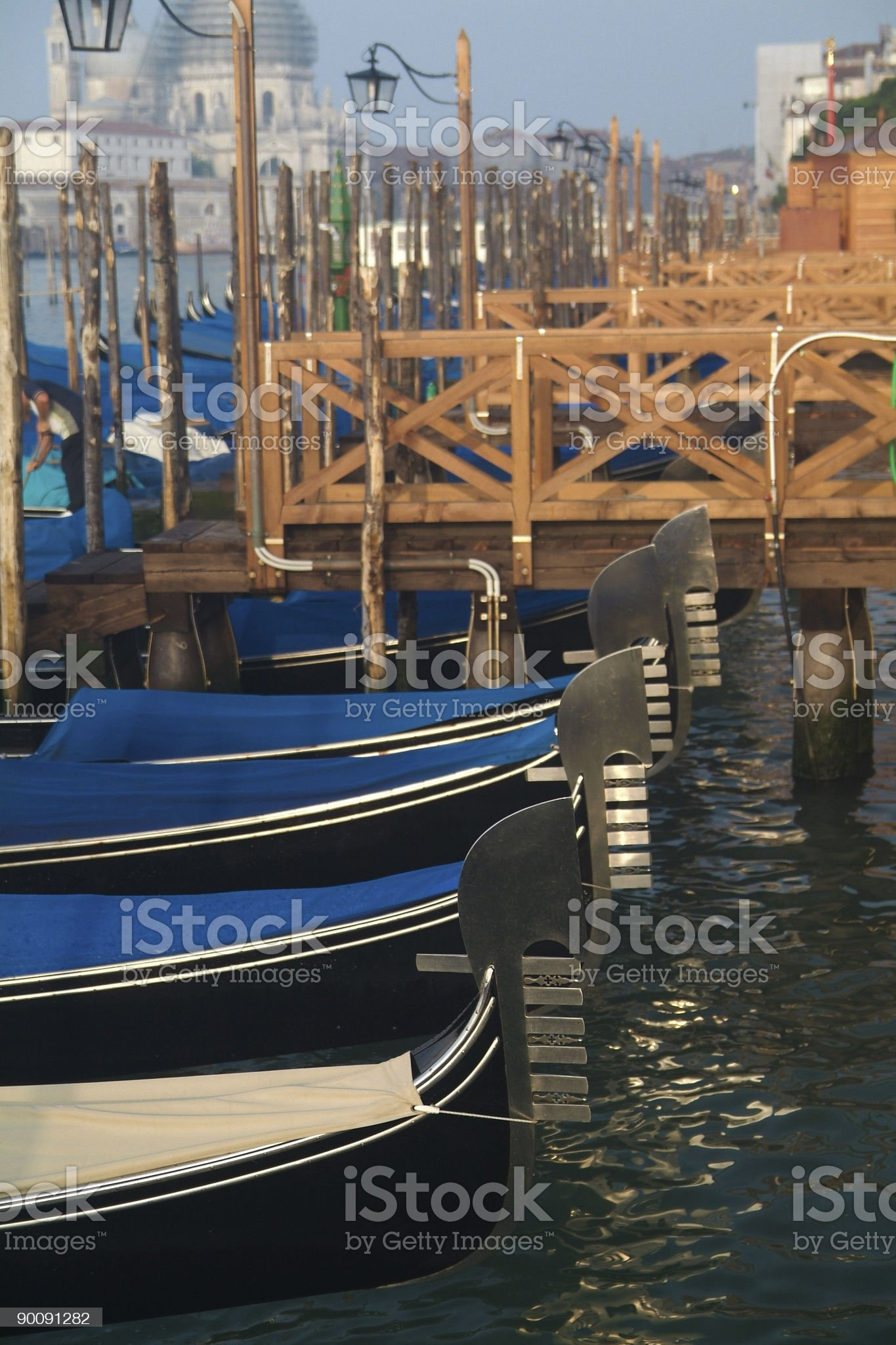 Venice on summer royalty-free stock photo