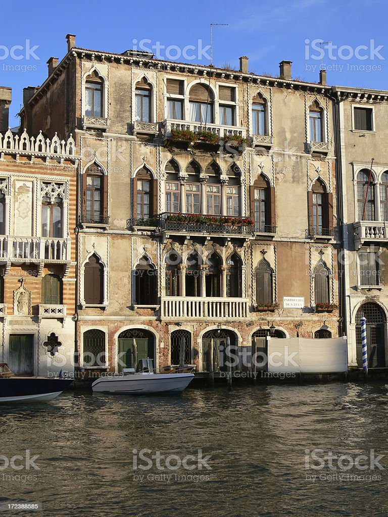 Venice palace royalty-free stock photo