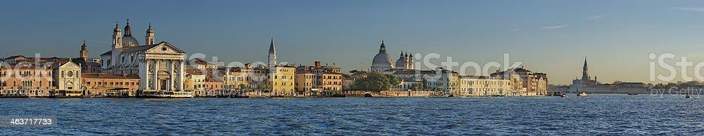 Venice Panorama royalty-free stock photo