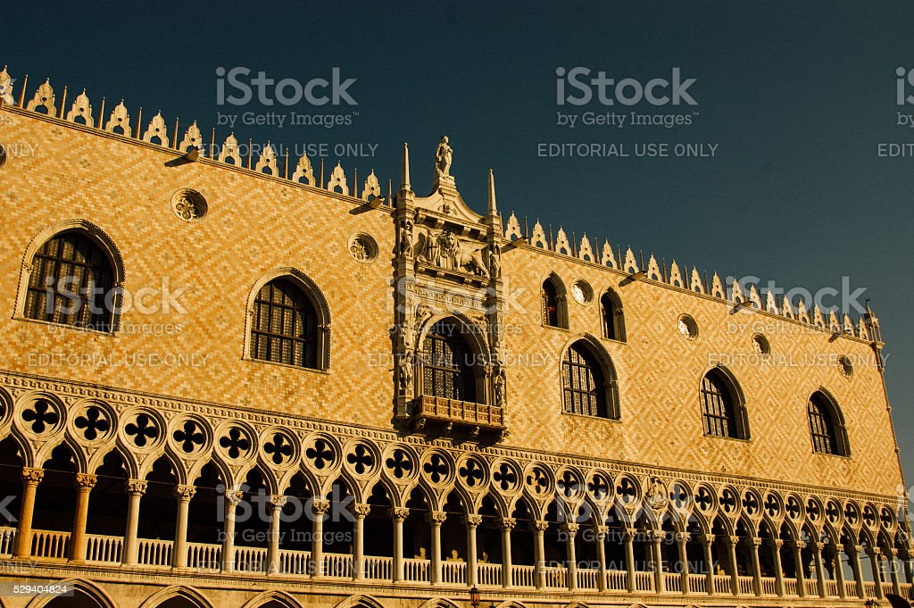 Venice Piazza San Marco, Italy stock photo