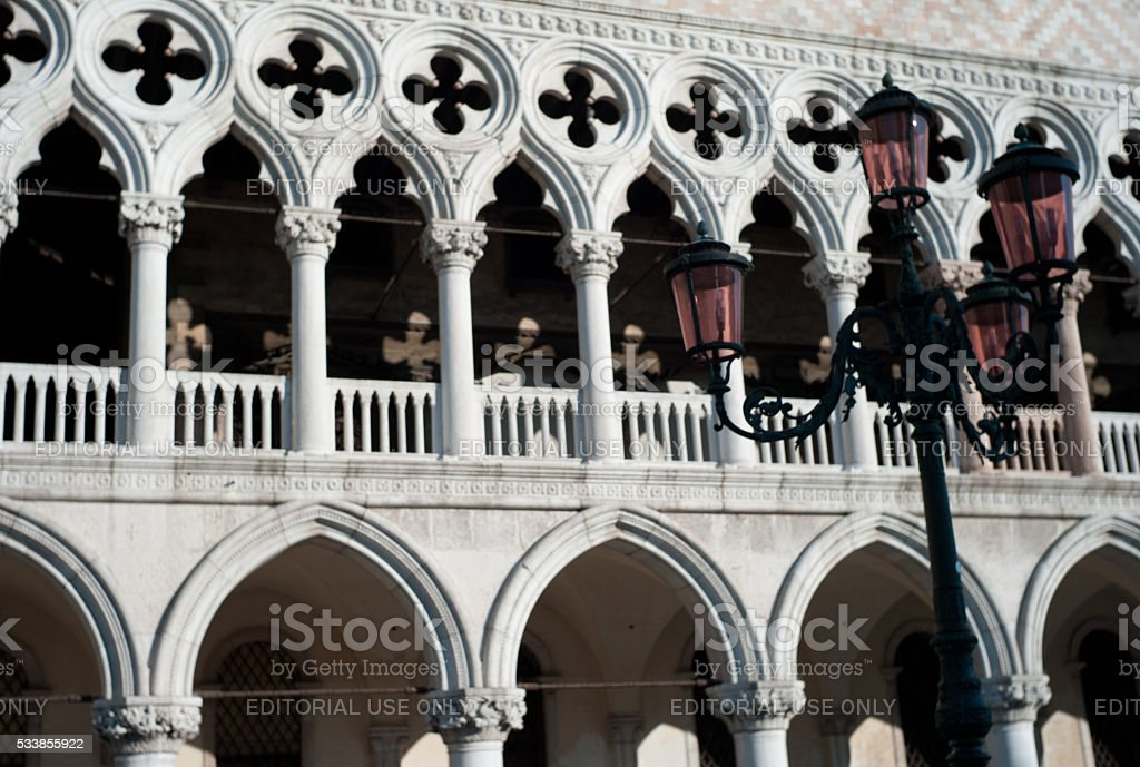 Venice Piazza San Marco, Italy stock photo