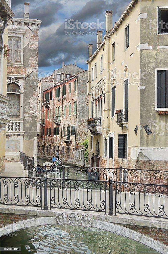 Venice. royalty-free stock photo