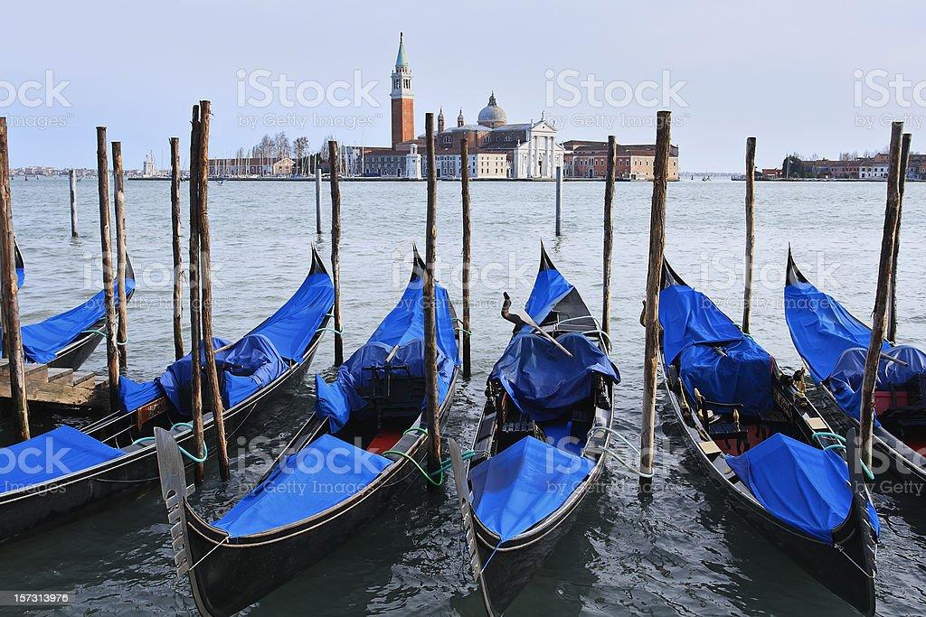 Venice Postcard royalty-free stock photo