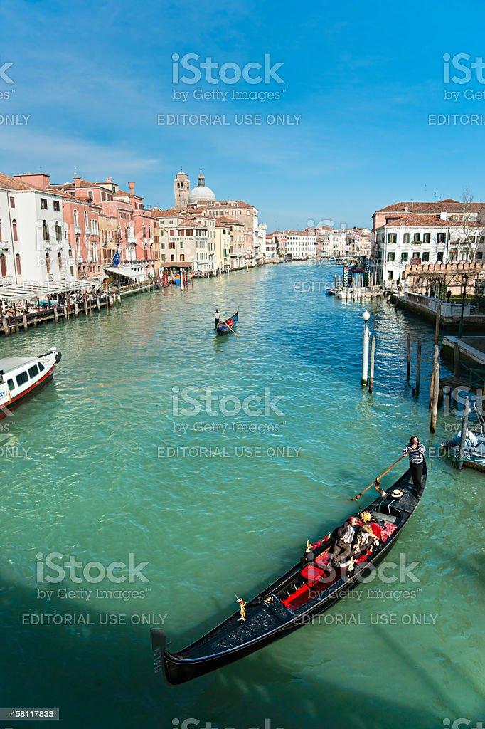 Venice, Rialto, italy royalty-free stock photo