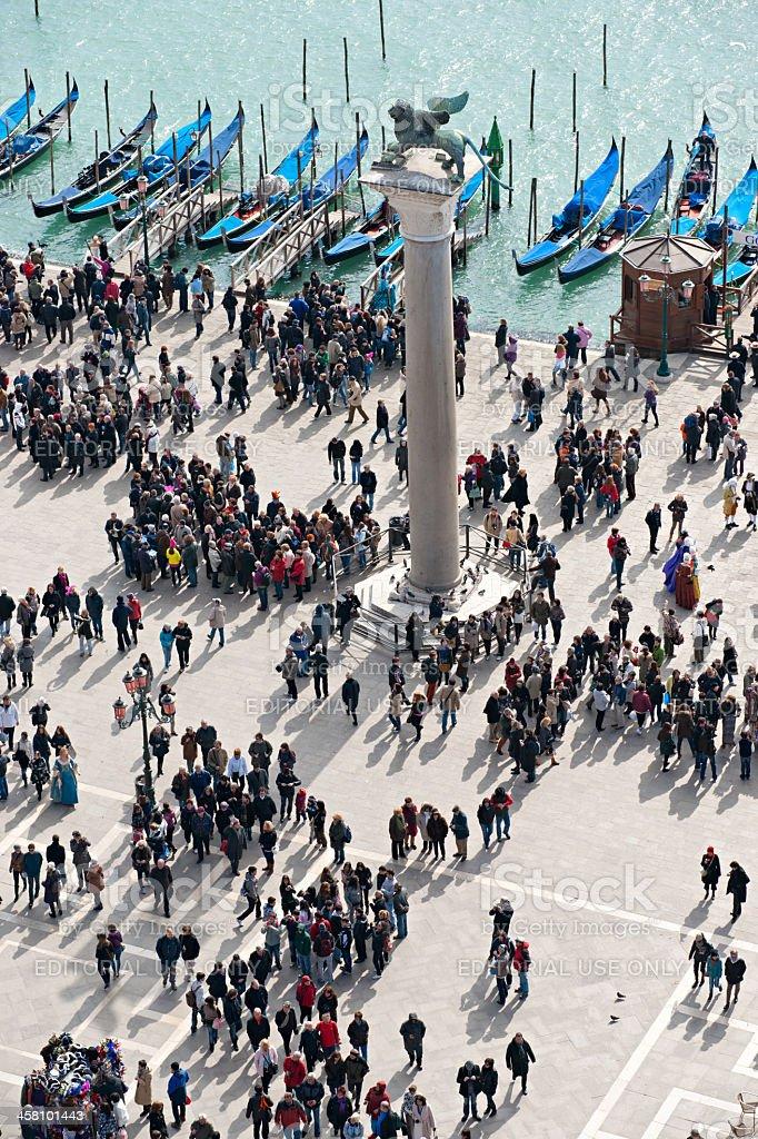 Venedig, San marco, Italien – Foto
