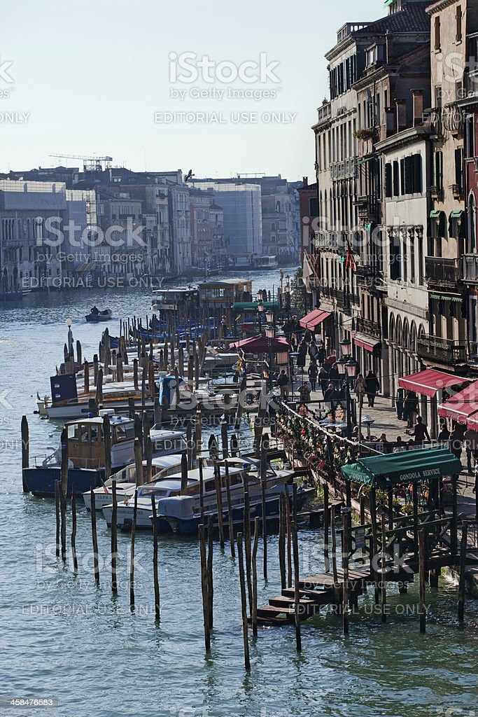 Venice scene royalty-free stock photo