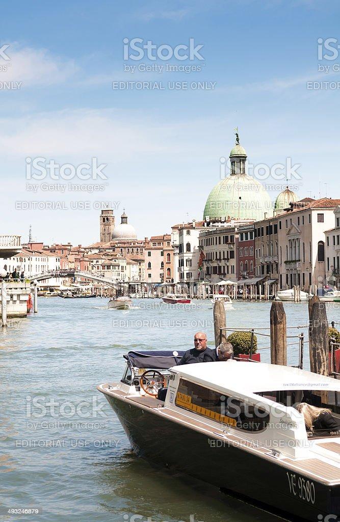 Venice sight, Italy stock photo