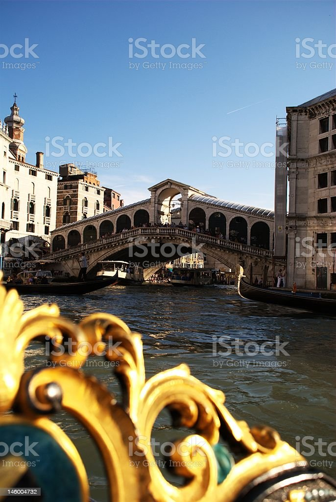 venice Sightseeing 2 royalty-free stock photo