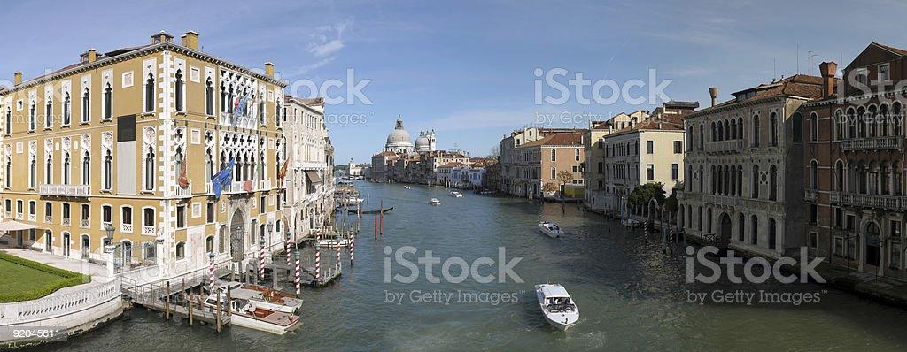 Venice sightseeing stock photo