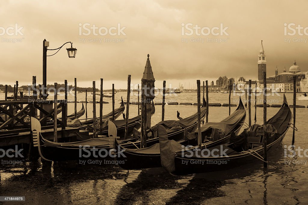 Venice, St. Mark's Square royalty-free stock photo