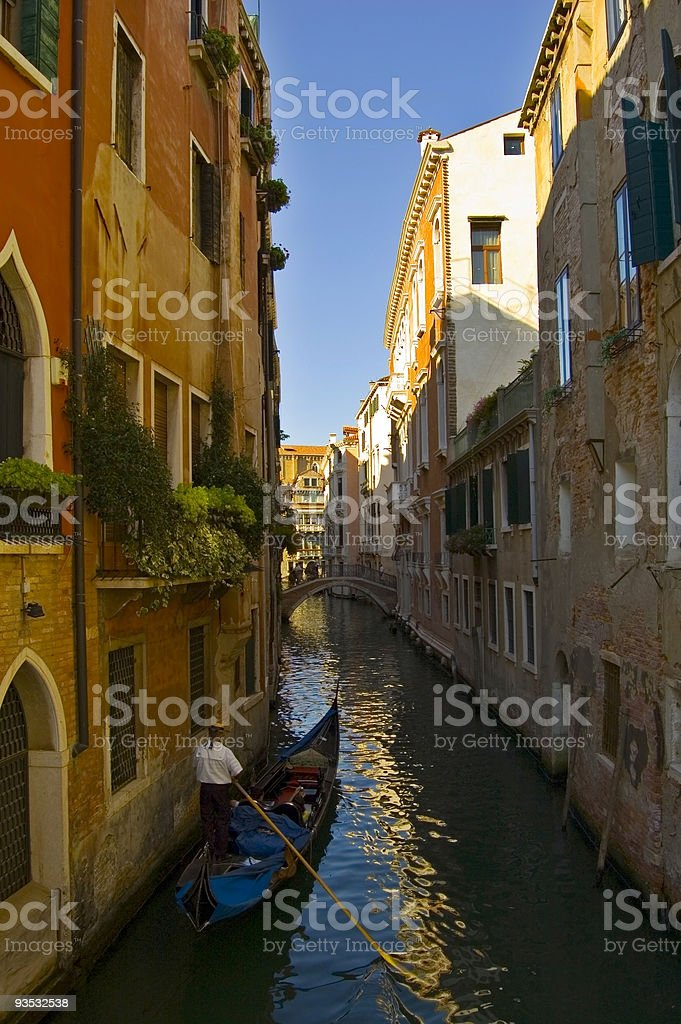 Venice street royalty-free stock photo