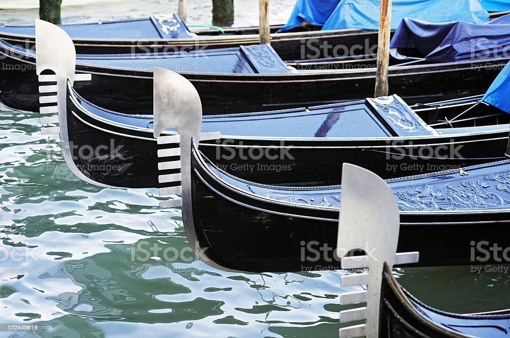 Venice Symbol. Color Image royalty-free stock photo
