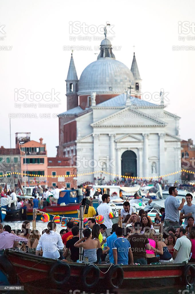 Venice,  the Redeemer royalty-free stock photo