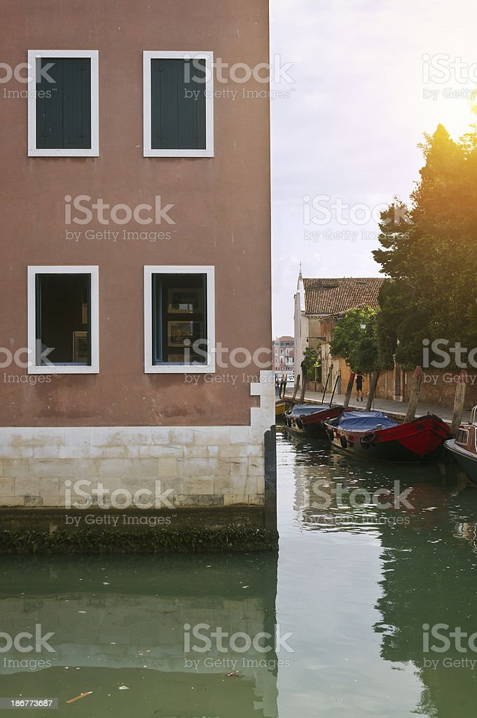 Venice, Veneto Italy royalty-free stock photo
