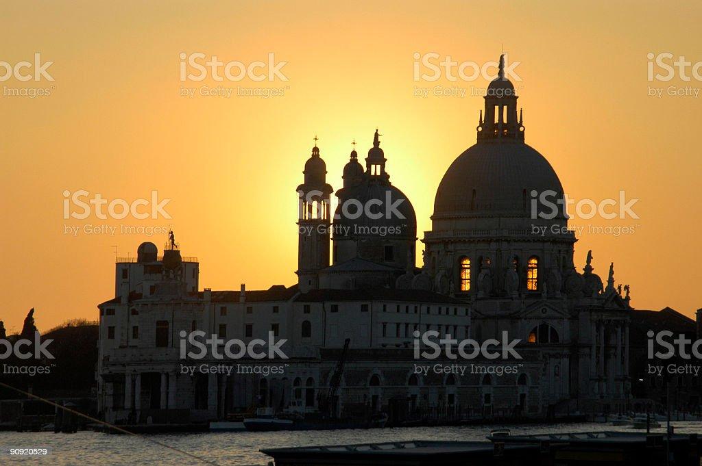 Venice - Venezia, cathedral church royalty-free stock photo
