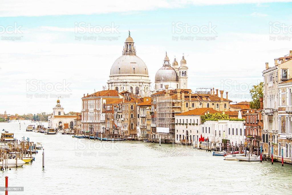 Venice View, Italy royalty-free stock photo