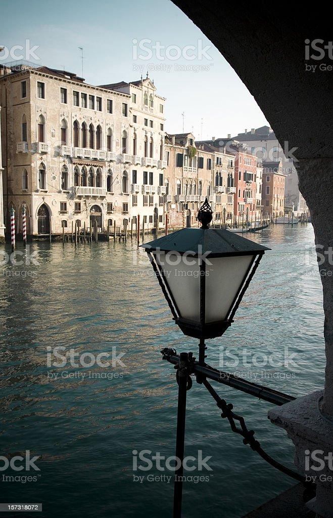 Venice View... royalty-free stock photo
