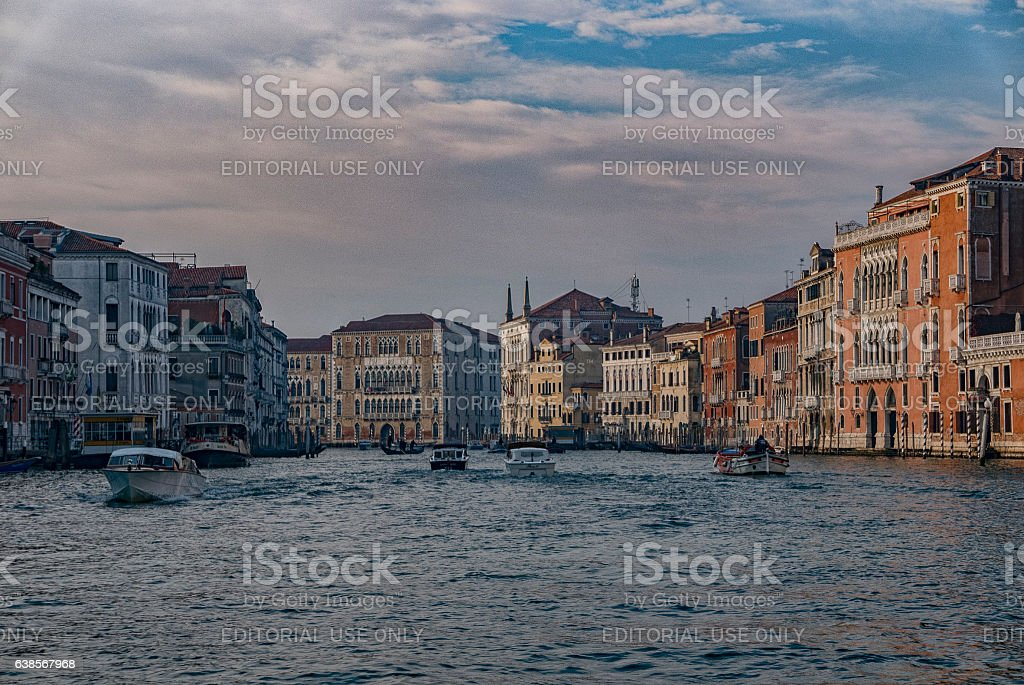 Venices Travel stock photo
