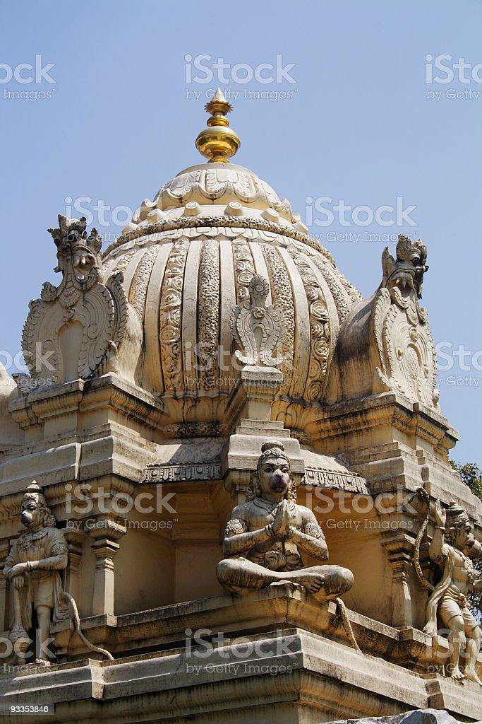 Venkataramanaswamy Temple royalty-free stock photo