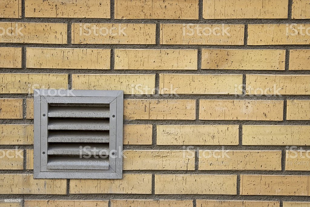Ventilation royalty-free stock photo