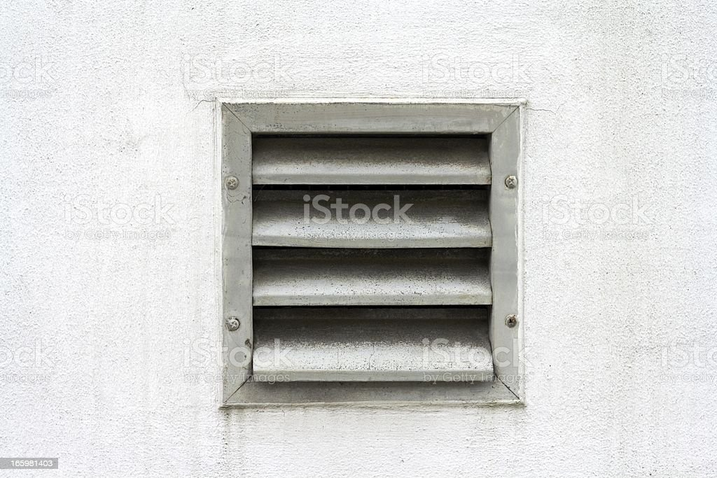 ventilation shaft royalty-free stock photo