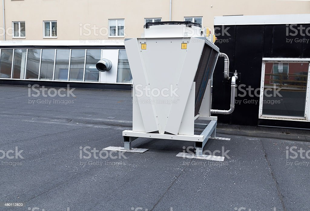 Ventilation system royalty-free stock photo