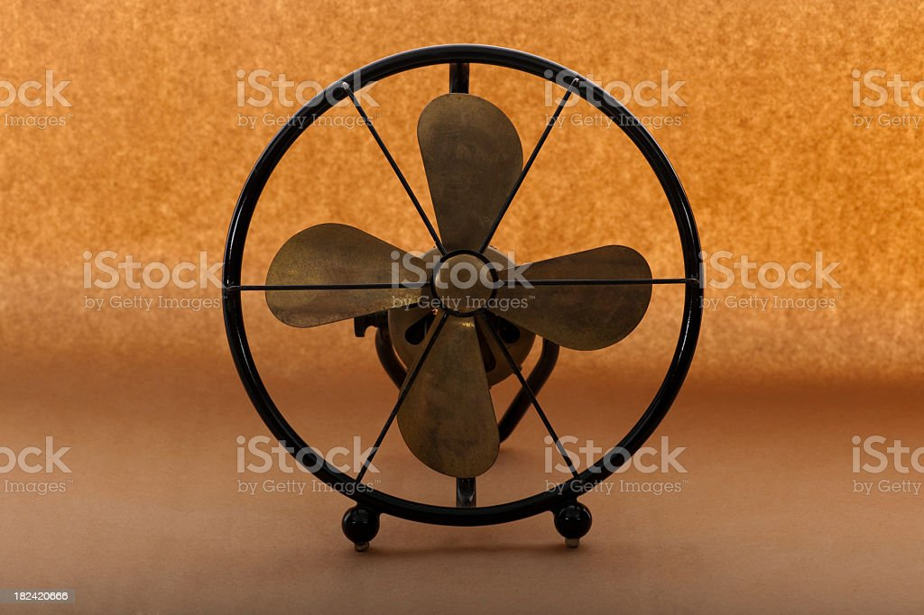 ventilators stock photo