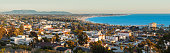 Ventura California Panoramic Cityscape